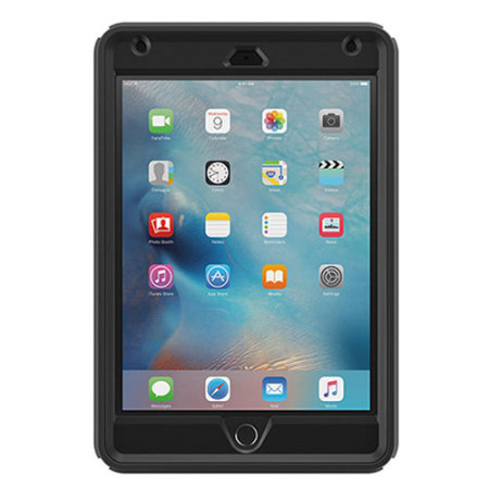 low priced d4ce7 5f361 OtterBox Defender Series iPad Mini 4 Case - Black