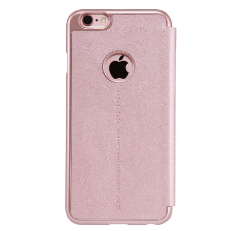 Nillkin Ultra-Thin iPhone 6S / 6 Sparkle Case - Rose Gold
