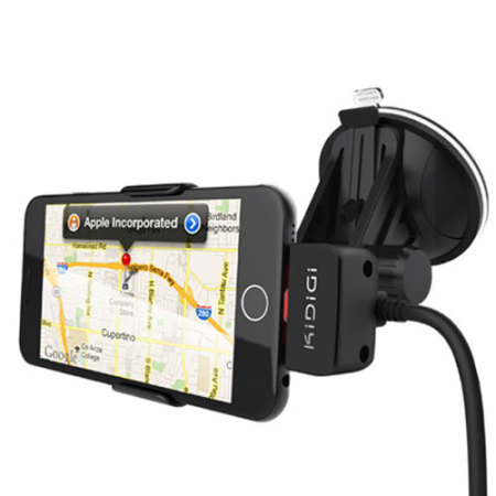 Kidigi MFi iPhone 6S Plus / 6 Plus / 6S / 6 Car Mount Kit