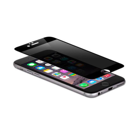 smartphone represents moshi ivisor iphone 6s 6 glass screen protector black then turned
