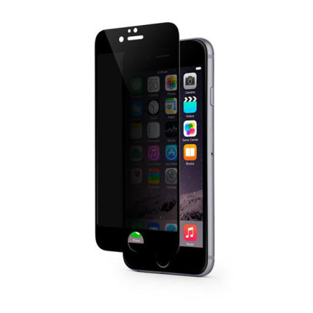 could moshi ivisor iphone 6s plus 6 plus glass screen protector black