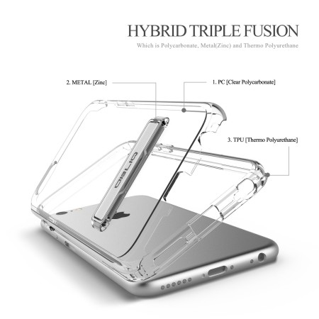 The Best iPhone 6S Transparent Covers | Mobile Fun Blog
