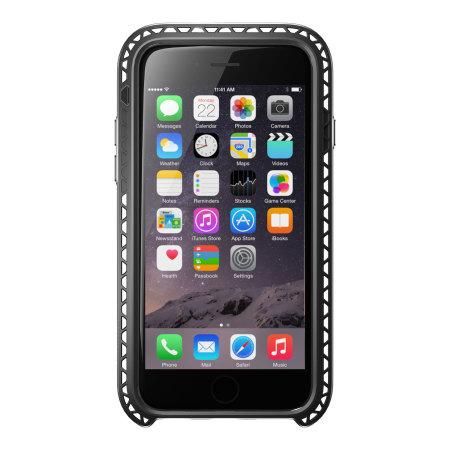 Lunatik Seismik Funda iPhone 6/6s Negro/Transparente