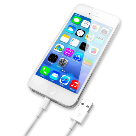 Cable USB Lightning Oficial de Apple - 2 metros