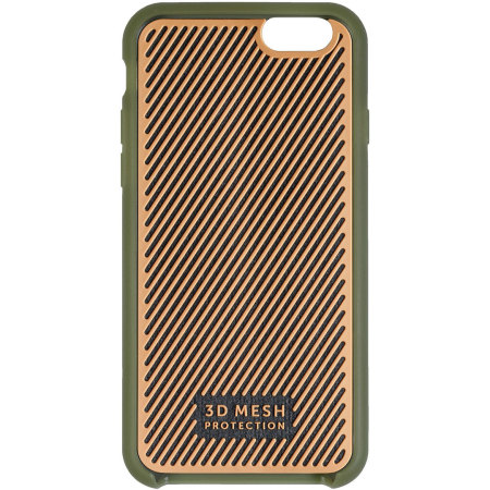 Native Union CLIC 360 iPhone 6S Plus / 6 Plus Protective Case - Olive