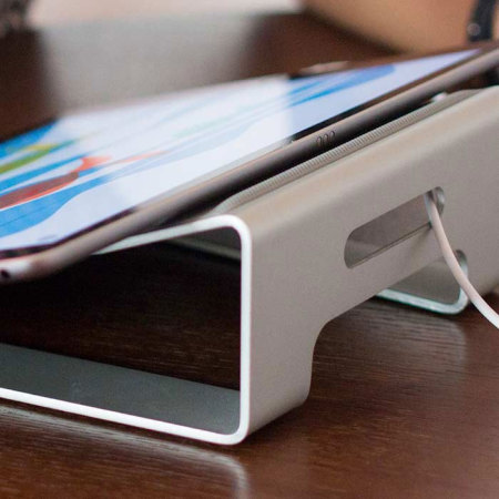 Twelve South ParcSlope iPad Pro Stand - Silver