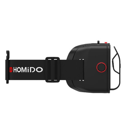 dementierte homido virtual reality headset for ios android smartphones 5 has wlan