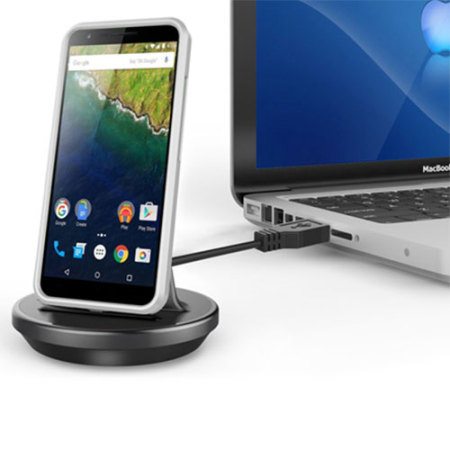 kidigi universal usb c desktop charging dock. Black Bedroom Furniture Sets. Home Design Ideas