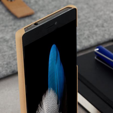 Official Huawei P8 Lite Hard Case - Khaki