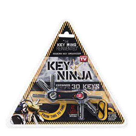 Key Ninja Multi-Tool Key Holder with Torch