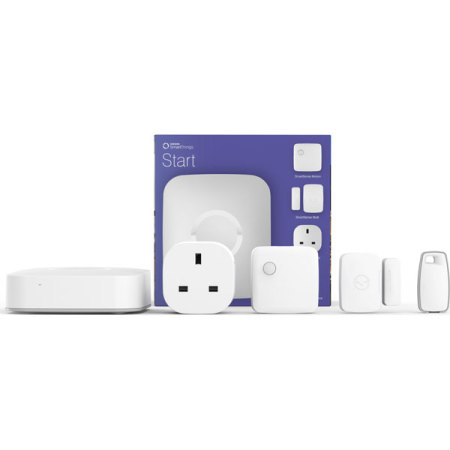 Samsung SmartThings Smart Home Starter Kit