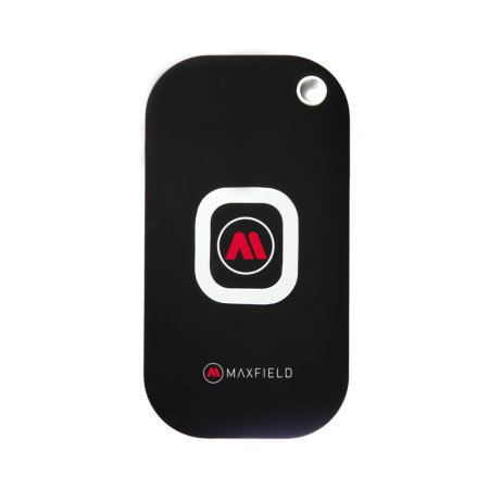 Maxfield Wireless Charging 10,000 mAh Powerbank - Black