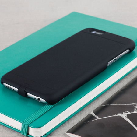 Maxfield Qi iPhone 6S / 6 Wireless Charging Case - Black