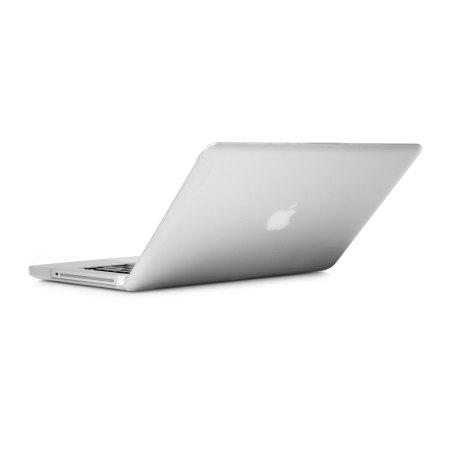 coque macbook pro 13 incase hardshell transparente. Black Bedroom Furniture Sets. Home Design Ideas