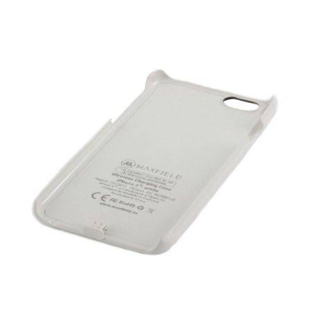 Maxfield Qi iPhone 6S / 6 Wireless Charging Case - White