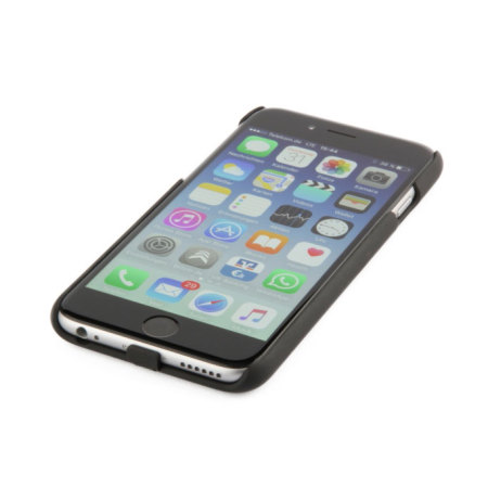 Maxfield iPhone 6S Plus / 6 Plus Wireless Charging Case - Black