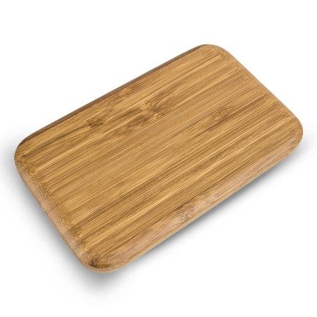 plaque de chargement sans fil qi maxfield m1 bamboo. Black Bedroom Furniture Sets. Home Design Ideas