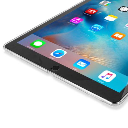 FlexiShield iPad Pro 12.9 inch Gel Case - 100% Clear