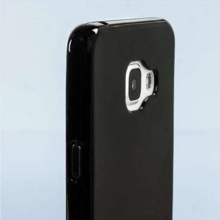 Start flexishield samsung galaxy a7 2016 gel case black 2013 version offers