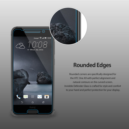 the central processing rearth invisible defender htc one a9 tempered glass screen protector 9 axon the