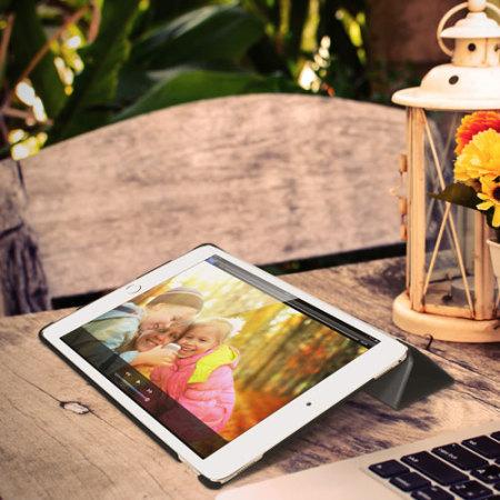 Macally BookStand iPad Pro 12.9 2015 Smart Case - Black