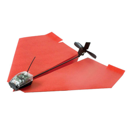 PowerUp 3.0 App Controlled Paper Plane for iOS and Android - Twin Pack