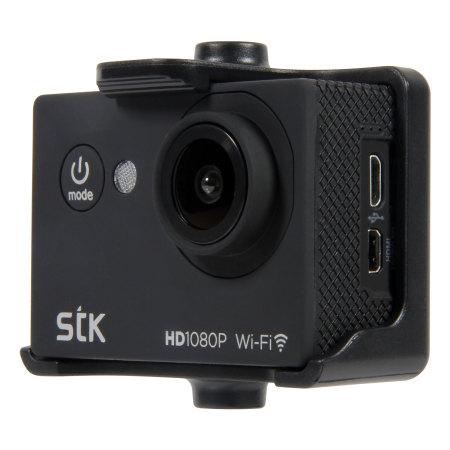 Cámara Deportiva STK Explorer WiFi 1080p HD