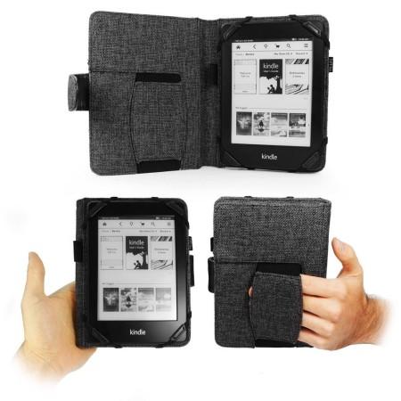 Tuff-Luv Kindle 6 Inch Case - Hemp Embrace Plus