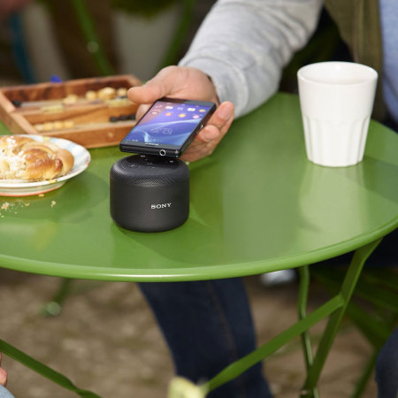 Sony BSP10 Bluetooth Speaker with NFC & Wireless Charging