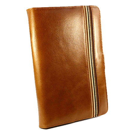 low priced 348e2 6c8b9 Tuff-Luv Alston Craig Vintage Leather iPad Mini 4 Case - Brown