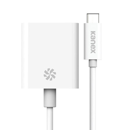 Kanex USB-C to HDMI 4K Adapter Cable - White