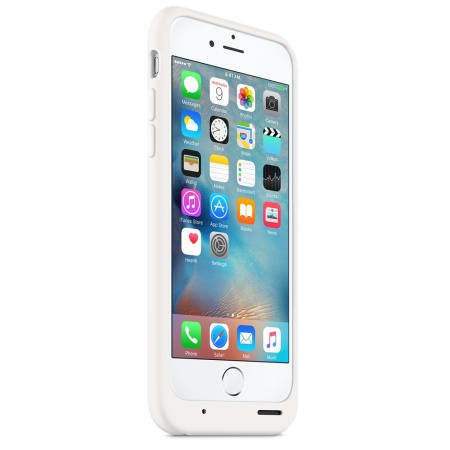 Official iPhone 6S Smart Battery Case - White