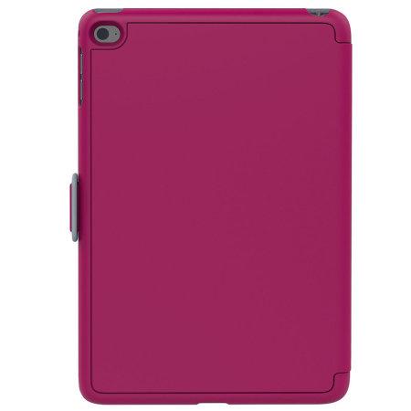 Speck StyleFolio iPad Mini 4 Case - Pink / Grey