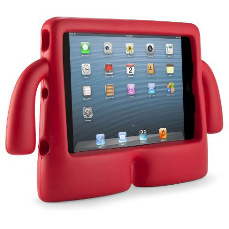 buy online d6724 5d9c4 Speck iGuy iPad Mini 4 / 3 / 2 / 1 Case - Red