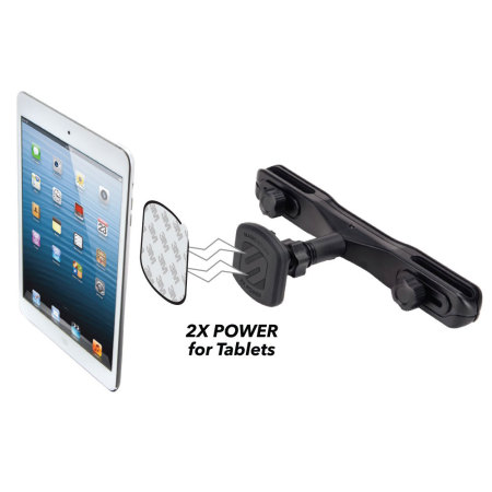 they scosche magicmount xl headrest universal tablet mount moving