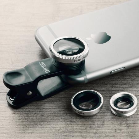 olixar universal smartphone photography kit 3 series