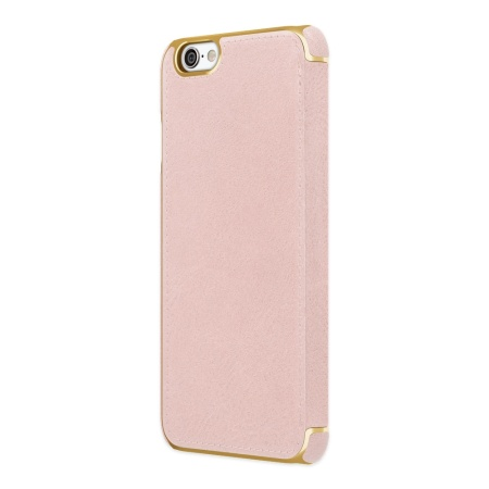 iphone 6 case leather pink