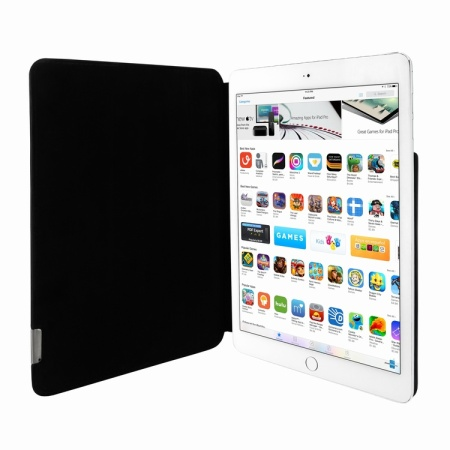 Piel Frama FramaSlim iPad Pro 12.9 inch Leather Case - Black