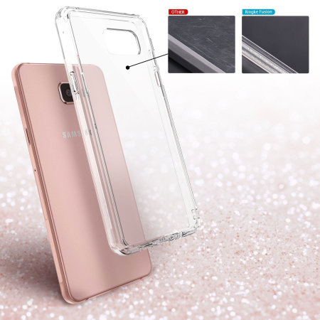 Rearth Ringke Fusion Samsung Galaxy A5 2016 Case - Crystal View