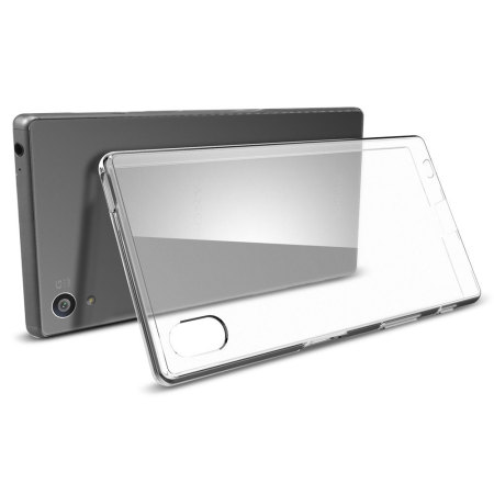 Spigen Liquid Crystal Sony Xperia Z5 Shell Case - Clear