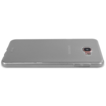FlexiShield Samsung Galaxy A9 Gel Case - Frost White