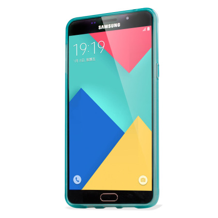 FlexiShield Samsung Galaxy A9 Gel Case - Blue