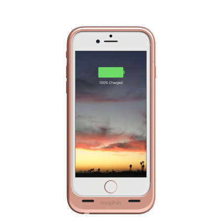 Mophie MFi iPhone 6S / 6 Juice Pack Air Battery Case - Rose Gold