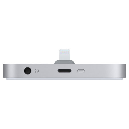 Official Apple iPhone Lightning Dock - Space Grey