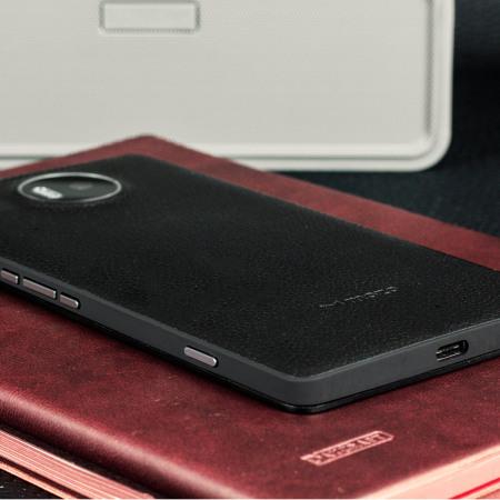 price mozo microsoft lumia 950 wireless charging back cover black rim Nanda Kishore