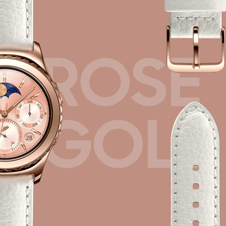 Samsung Gear S2 Classic Smartwatch - Rose Gold