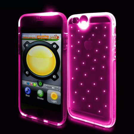 coque iphone xr qui s'illumine
