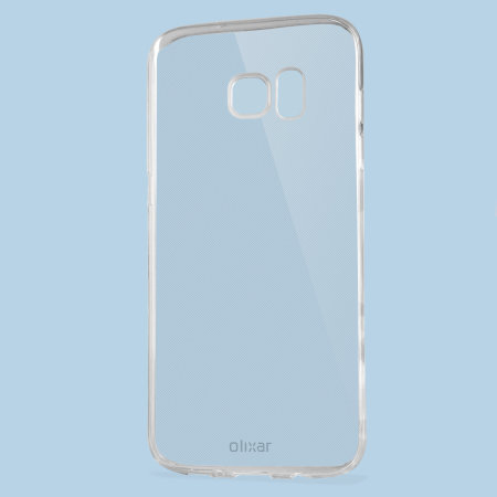 Olixar Ultra-Thin Samsung Galaxy S7 Case - 100% Clear