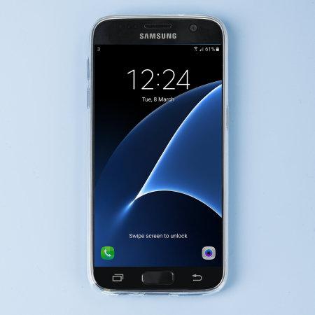 olixar ultra thin samsung galaxy s7 case 100% clear
