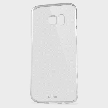 Olixar Ultra-Thin Samsung Galaxy S7 Edge Case - 100% Clear